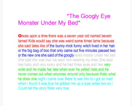 googlyeyedmonster